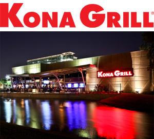 Kona Grill Logo